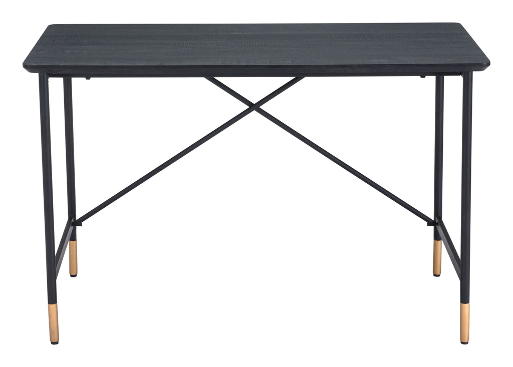 Tours Desk Black