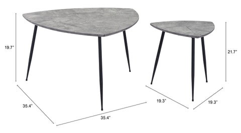 Normandy Accent Table Set