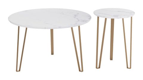 Caen Accent Table Set