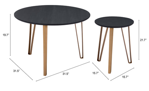 Image of Somme Accent Table Set
