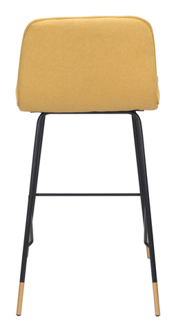 Image of Var Counter Chair Yellow