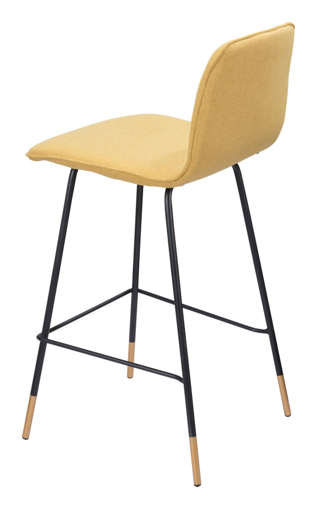 Var Counter Chair Yellow