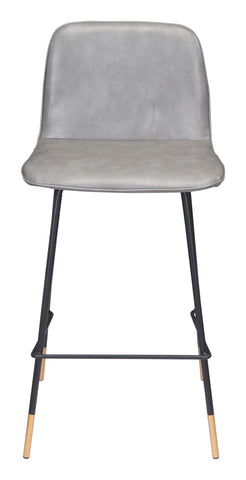 Image of Var Counter Chair Gray