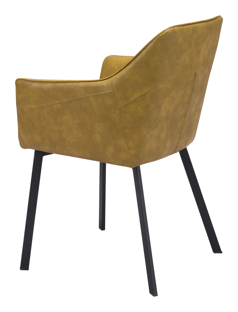 Loiret Dining Chair (Set of 2) Yellow