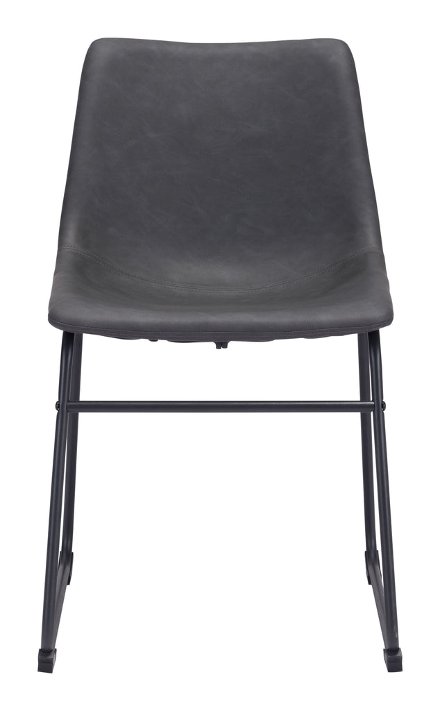 Smart Dining Chair (Set of 2) Charcoal
