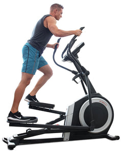 Proform Carbon Elliptical Trainer (A/C adapter included)