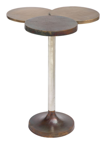 Dundee Accent Table Multicolor