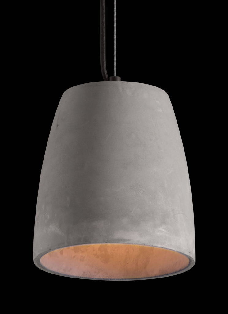 Fortune Ceiling Lamp Gray