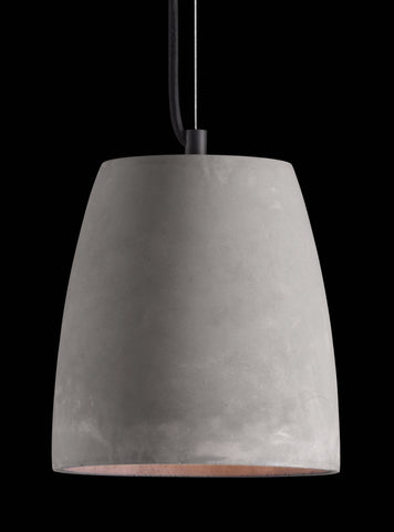 Image of Fortune Ceiling Lamp Gray