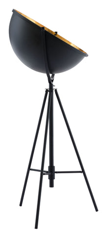 Vauxhall Floor Lamp Antique Black