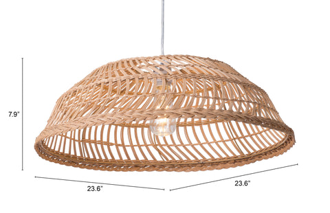 Image of Arcade Ceiling Lamp Natural