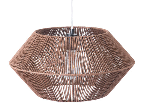 Kendrick Ceiling Lamp Brown