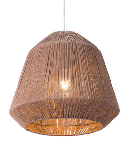 Impala Ceiling Lamp Brown