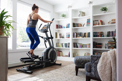 Image of Proform Carbon Elliptical Trainer (A/C adapter included)