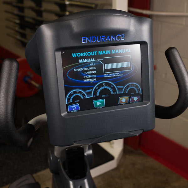 Endurance B5R Recumbent Bike