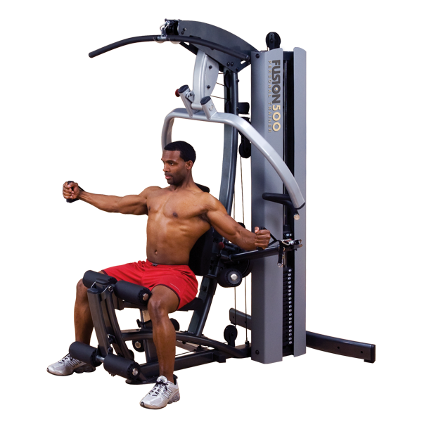 Fusion F500 Personal Trainer Single-Stack Gym