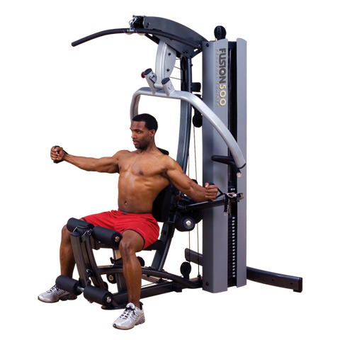 Image of Fusion F500 Personal Trainer Single-Stack Gym