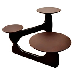 Image of 3 TIER COFFEE TABLE