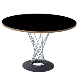 WIRE DINING TABLE 42""