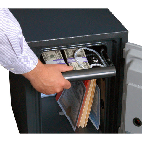 Image of LockState 50D 1 Hour Fireproof Electronic Safe