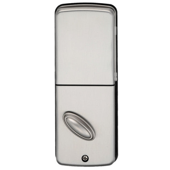 WiFi Electronic Lever Door Lock - Satin Nickel