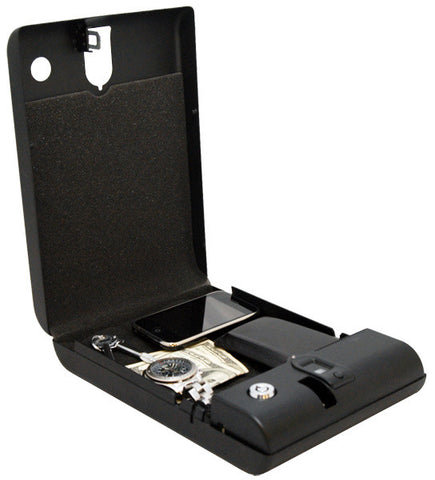 Image of LockSate SafeCase Biometric Safe
