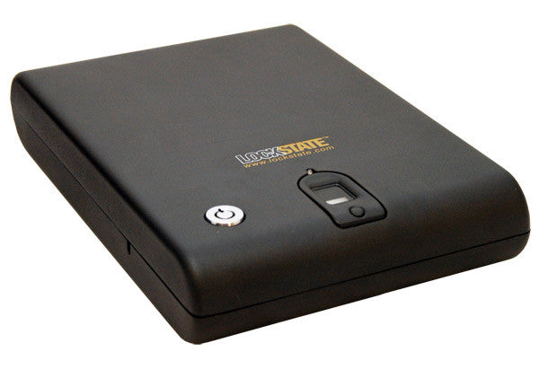 LockSate SafeCase Biometric Safe
