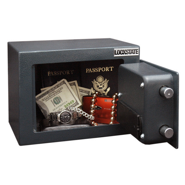 LockState LS-17EN Small Closet Money Safe