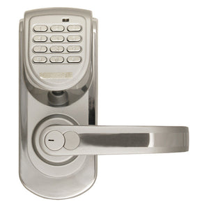 LOCKSTATE LS-6600 ELECTRONIC KEYLESS DOOR LOCK