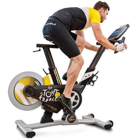 Image of ProForm Tour De France Pro 5.0 Exercise Bike