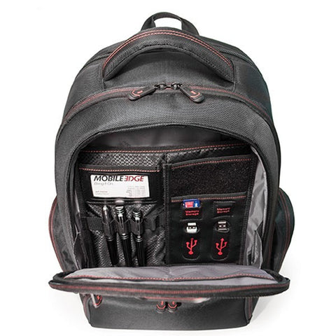 "Professional Backpack - 16"" - Black"
