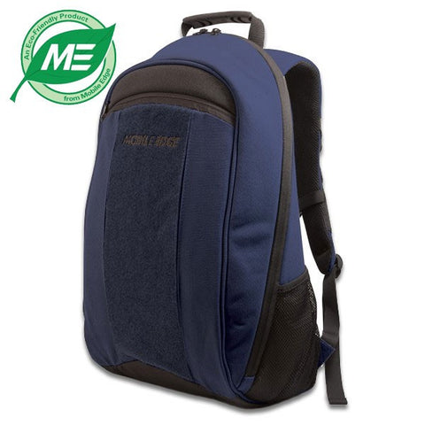 Image of ECO Laptop Backpack (Eco-Friendly, Navy Blue)