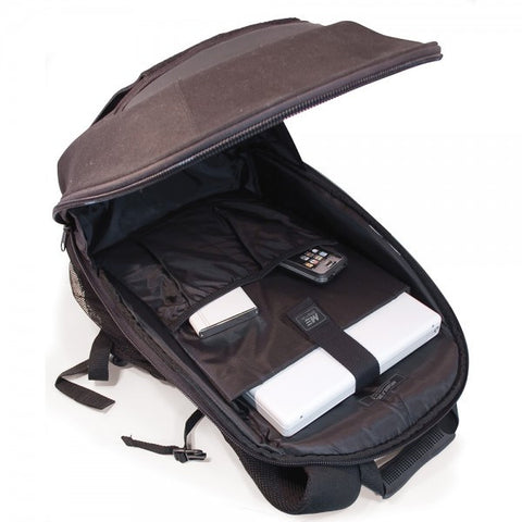 ECO Laptop Backpack (Eco-Friendly, Black)