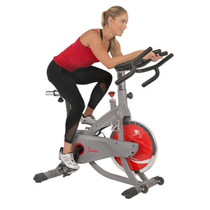 Sunny Heath & Fitness Aeropro Indoor Cycling Bike