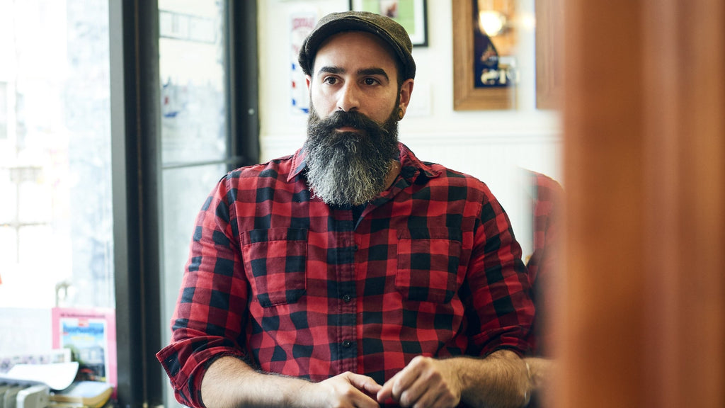 THREE TIPS FOR GROWING AN EPIC BEARD