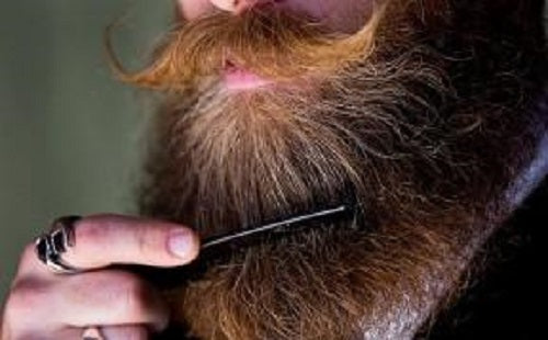 TRIMMING YOUR BEARD - AN IMPORTANT PART OF YOUR BEARDED JOURNEY