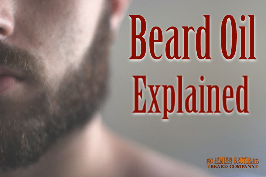 The Benefits of Beard Oil : Why You Should Use It.