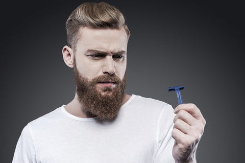 SHOULD YOU SHAVE FOR A JOB INTERVIEW?