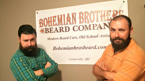 Best oils for your beard. About Us. Bohemian Brothers Beard Company