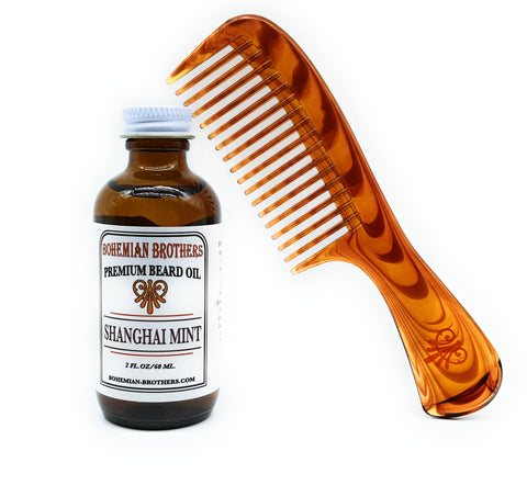 BASIC BEARD CARE KIT-Bohemian Brothers Beard, LLC