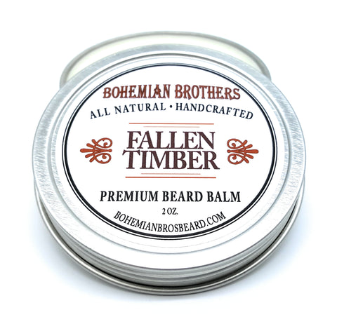 FALLEN TIMBER BEARD BALM-Bohemian Brothers Beard, LLC