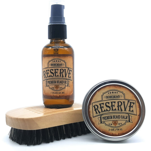 BEARD CARE STARTER KIT