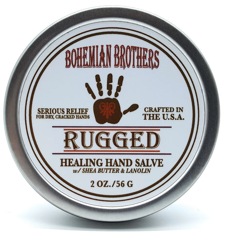 RUGGED HAND SALVE