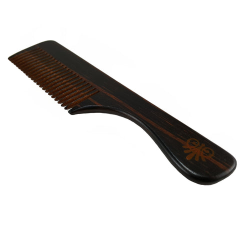 WOODEN BEARD COMB-Bohemian Brothers Beard, LLC
