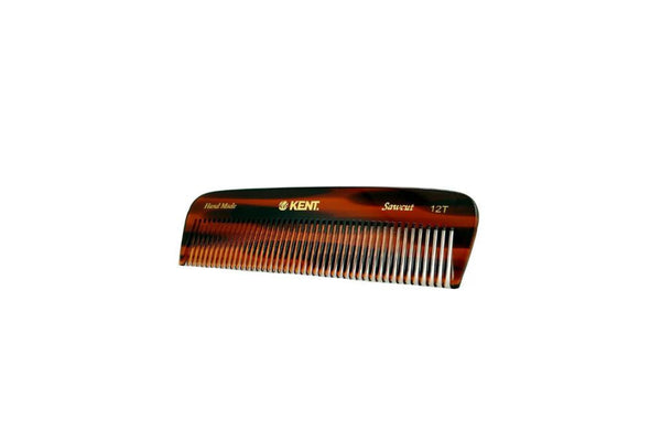 KENT POCKET BEARD COMB-Bohemian Brothers Beard, LLC