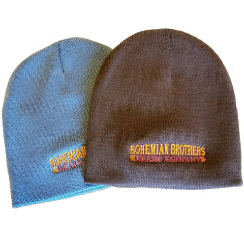 Premium Men's Grooming Products. BOHEMIAN BROTHERS KNIT BEANIE - Bohemian Brothers