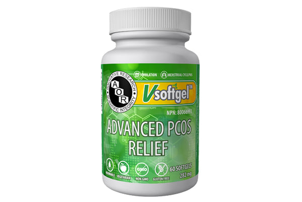 PCOS relief, the ideal ratio of two forms of Inositol, helps to normalize ovarian function, ovulation, egg quality and menstrual cycle irregularities in women with PCOS