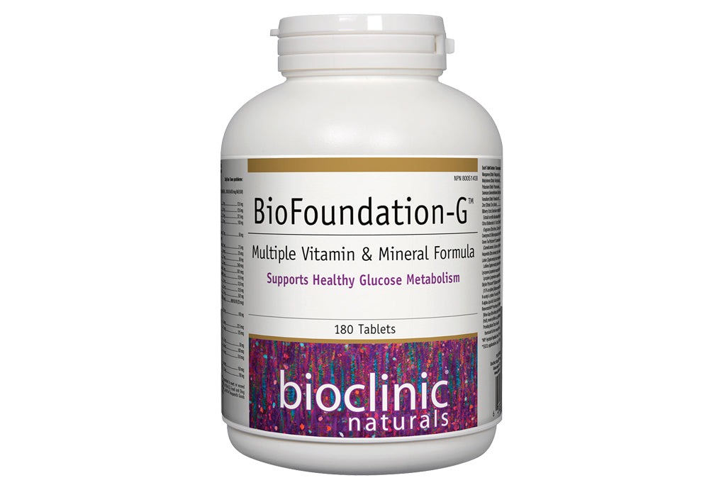 BioFoundation-G contains clinically-relevant doses of highly bioactive and bioavailable nutrients, which in addition to providing an optimal nutritional foundation, supplies nutrients which improve various cellular processes, including mitochondrial function