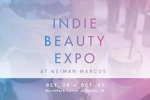 Indie Beauty Expo at Neiman Marcus