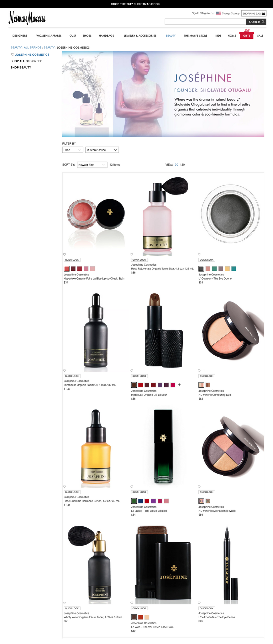 Shop Josephine Cosmetics at Neiman Marcus